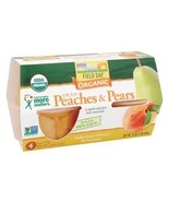 Field Day Organic Diced Peaches and Pearscups -... - $53.95