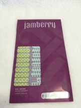 Jamberry Juniors Raining Cats & Dogs Puppy Kitty Paw Prints Nail Art Wraps Girls image 3