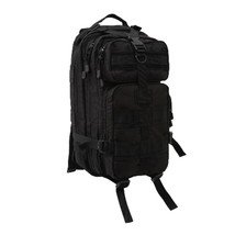 Medium Transport Rescue Pack Backpack Tactical Military Airsoft Black EM... - $48.50