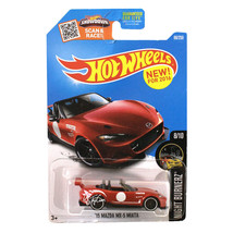 NEW Hot Wheels 1:64 Die Cast Car Night Burnerz Series '15 MAZDA MX-5 MIA... - €12,79 EUR