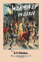 A Warmin' Up in Dixie 20x30 Poster by E.T. Paull - €21,48 EUR