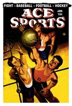 Ace Sports: Basketball 20x30 Poster - $24.95