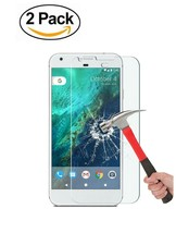 2 Pack Tempered Glass Screen Protector for Googel Pixel and Google Pixel XL - $5.99