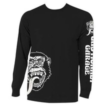 Gas monkey sidelogos ls black shirt thumb200