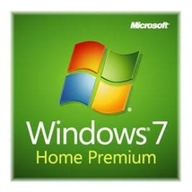 Windows 7 Home Premium w/SP1 - License and media - 64-bit - 1 PC - $75.00