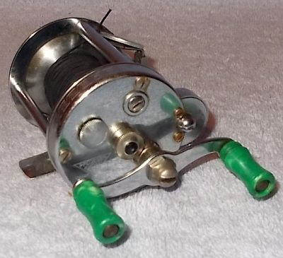 Vintage Pflueger Akron Baitcasting Fishing Reel Model 1893