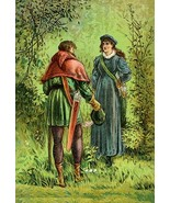 Robin Hood and Maid Marian 20x30 Poster - $24.95