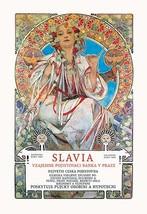 Slavia Insurance Company 20x30 Poster by Alphonse Mucha - €21,48 EUR