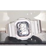 Pre Owned Casio White G-Shock GLX-5600 Glide Di... - $57.42