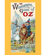 The Wonderful Game of Oz 20x30 Poster by John R. Neill - $24.95