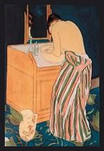 Woman Bathing 20x30 Poster by Mary Cassatt - €21,48 EUR