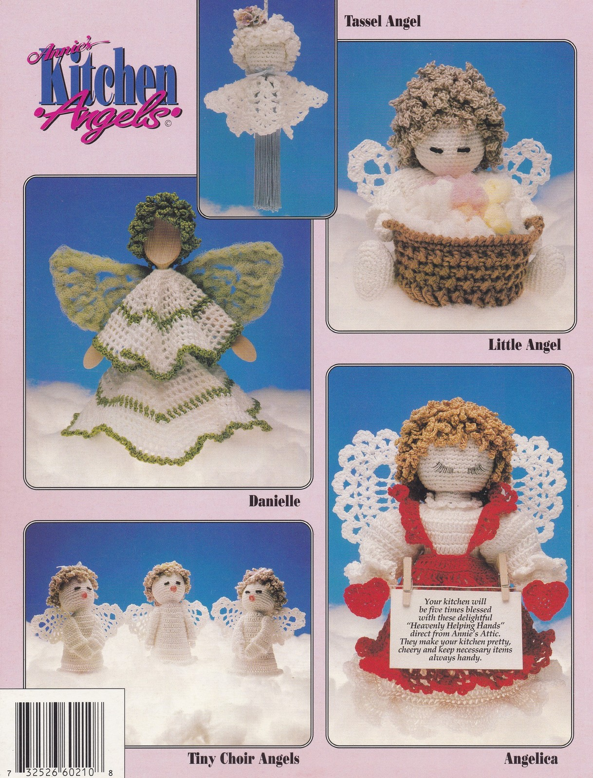 Kitchen Angels, Annie\'s Attic Home Decor and similar items