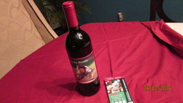 """PETE ROSE """"Charlie Hustle"""" Signed Empty Bottle of Red Wine -Guaranteed A... - $295.00"""