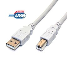 6FT High-Speed USB 2.0 printer cable A to B for HP LaserJet P4515 - $5.55