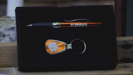Clemson Gift Set - Keychain and Pen - Great Hol... - $15.95