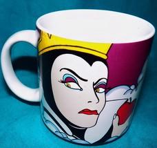 Disney Snow White Classic Animation Evil Queen Old Hag Poison Apple Coff... - $37.99