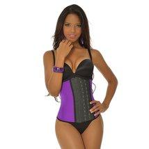 Ann Michell 2024 Sport Girdle Faja Deportiva Purple Size 38 Large - $47.43