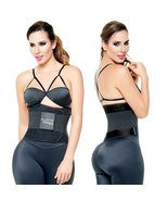 ANN MICHELL 4025 FITNESS THERMO LATEX XTREME POWER BELT BODY SHAPER GYM ... - $38.71