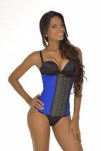 Ann Michell Waist Trainer Corset Sport Cincher (48/5XL, BLUE) - $37.23