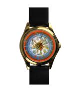 Flat earth theory conspiracy design Custom leat... - $16.99