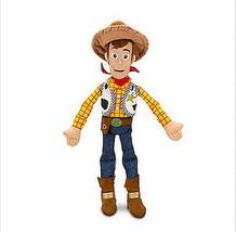 "Anime Figure Stuffed Doll 18"" Woody Soft Plush ... - $14.84"