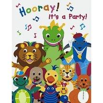 Baby Einstein Party Invitations 8ct - $12.82