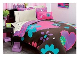 Romantica Reversible Comforter and Sheet Set (Twin) - $305.91