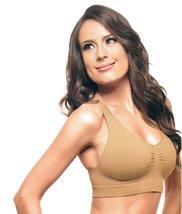 Lupo Loba Women's Top Control Slim Shapewear Chocolate X-Large - $23.51