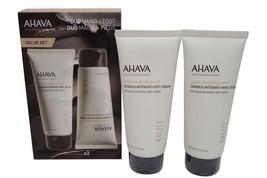 AHAVA Dermud Intensive Hand and Foot Cream Duo - $70.47