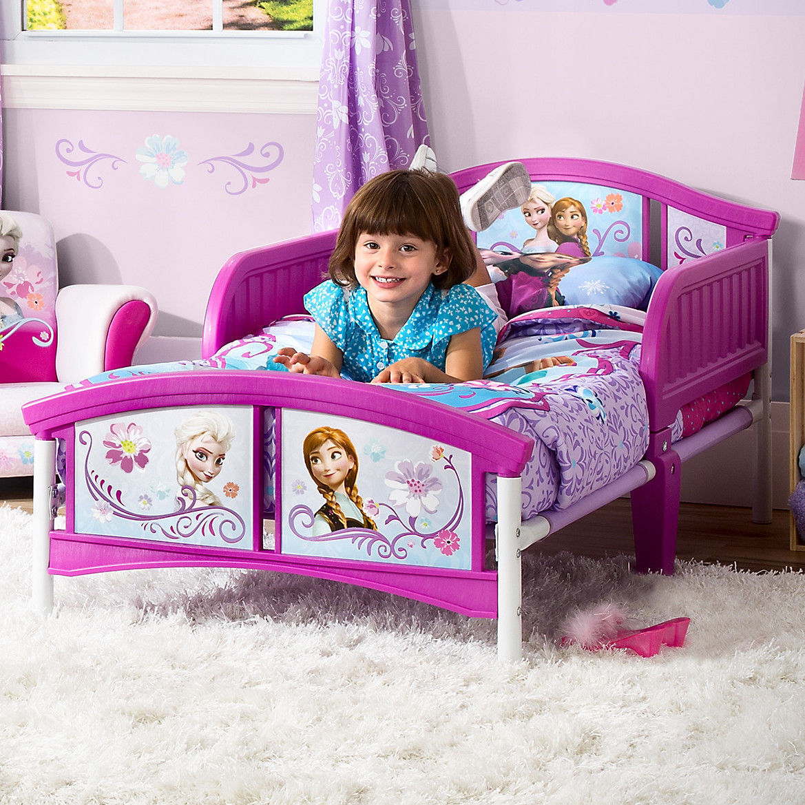 frozen toddler bedroom set disney baby frozen toddler s bed furniture bedroom 15284