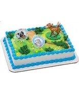 Bambi Deer Party Birthday Cake Decoration Cupcake Supplies Tambor Kit Fa... - $14.80