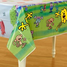 Unique Industries Wubbzy Table Cover - $3.95