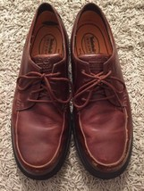 Timberland Waterproof Mens Oxford Leather Upper Lace-Up Shoes, Size 12M - $36.99
