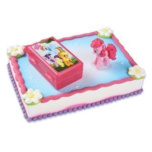 Excellent My Little Pony Cake Topper And 50 Similar Items Personalised Birthday Cards Beptaeletsinfo