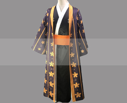 One Piece Wano Country Arc Trafalgar Law Yukata Cosplay Costume Buy - $99.00