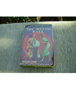 Judy Bolton #7 Mystic Ball thick green HB white 1st DJ - $35.00