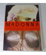 Madonna Illustrated : Madonna in the 90s by Tim Riley (1992, Paperback) - $19.78