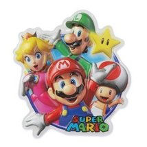 Mario Brothers Poptop Cake Topper ~ Designer Cake/Cupcake Topper ~ New!!!!! - $8.89