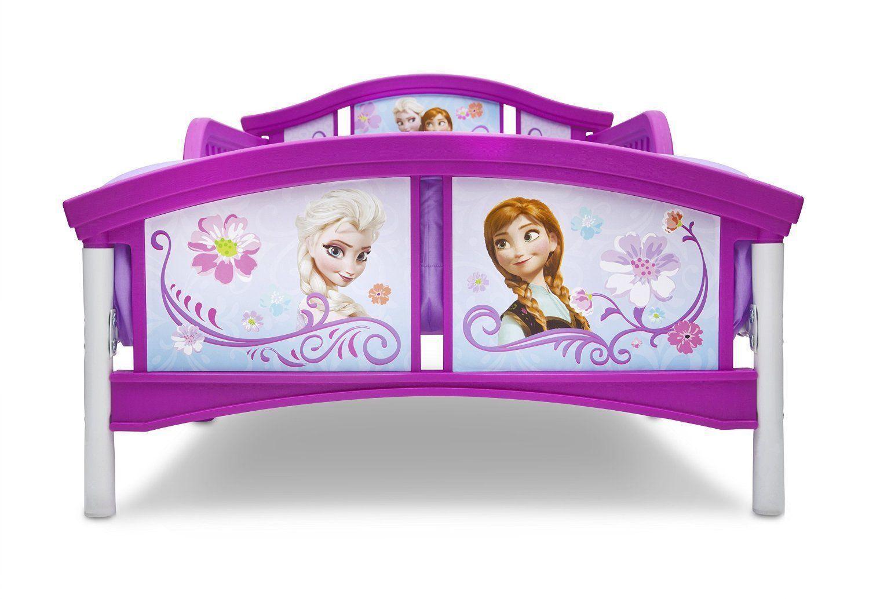 Cheap Bedroom Sets Kids Elsa From Frozen For Girls Toddler: Disney Baby Frozen Toddler Girl's Bed Furniture Bedroom