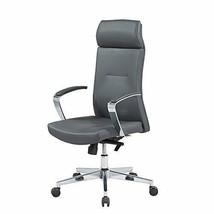 High-Back Adjustable Swivel PU Leather Ergonomic Office Computer Desk Ex... - $249.00