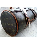 DIOPHY Faux Leather Doctor Style Women Handbag NWT Designer Purse Travel... - $22.00