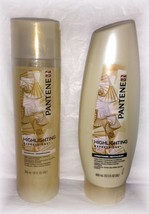 2 Pantene Pro-V Highlighting Expressions Shampoo & Conditioner Blonde Cr... - $29.67