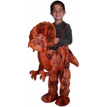 Brown Dino Rider Toddler Halloween Dress Up / Role Play Costume 2T/3T - $51.11