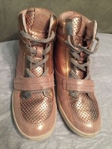 Vince Camuto Wedge Sneakers  VC Frankie's Size 6.5 M / 36.5 - $25.73