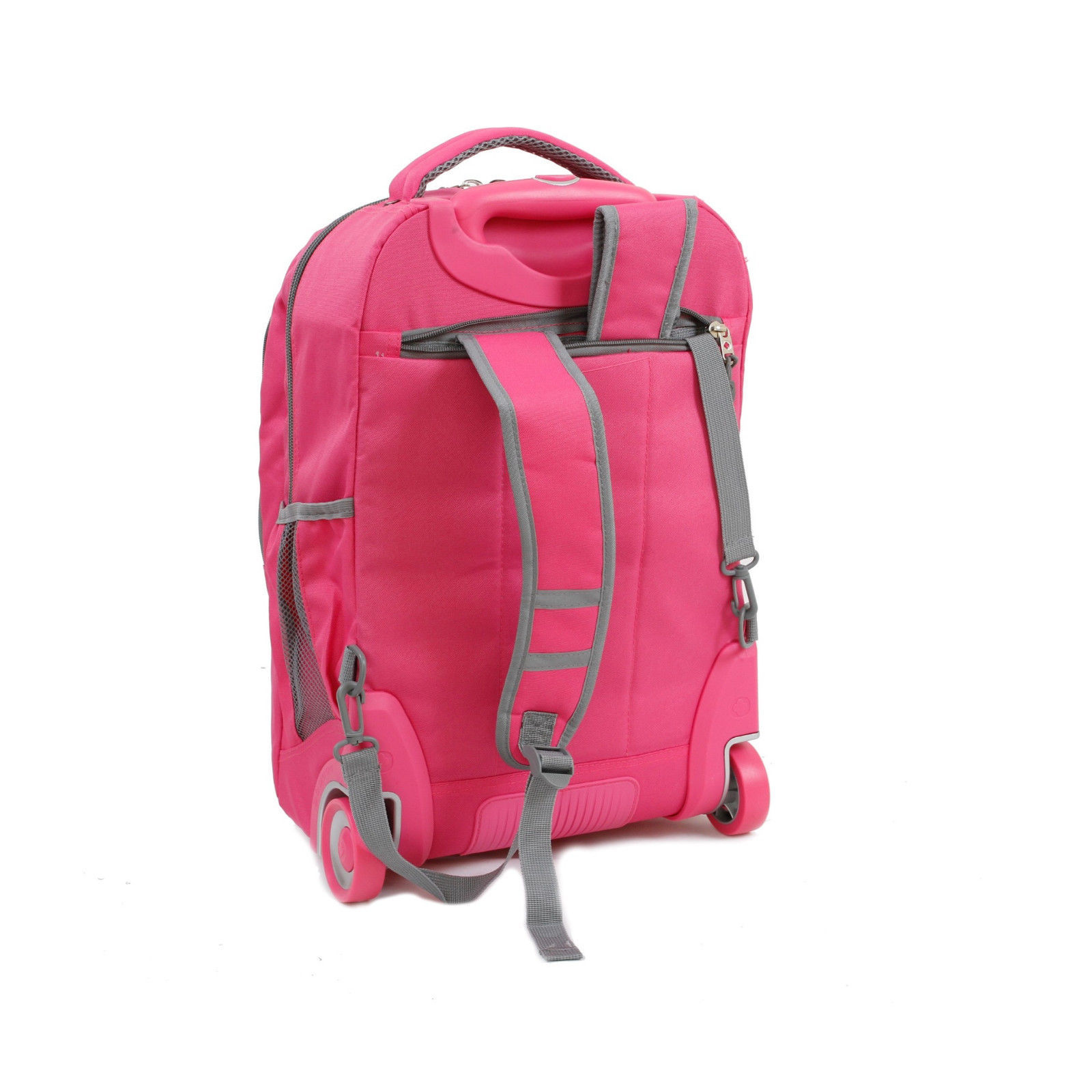 High Sierra Chaser Wheeled Laptop Backpack, Great for High School, College Backpack, Rolling School Bag, Business Backpack, Travel Backpack, Carry-on Bag Perfect for Men and Women.