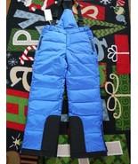 NWT 100% AUTH Gucci Kid's technical nylon down filled ski pants $758 - $198.00