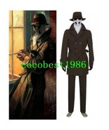 Walter Kovacs  Rorschach Cool Suit Cosplay Costume from Watchmen any size - $55.79