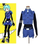 Assassination Classroom Shiota Nagisa Kayano Kaede Cosplay Costume coat ... - $61.52