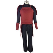 Naruto Hashirama Senju Cosplay Costume Pants Top vest Any size custom-made - $92.20