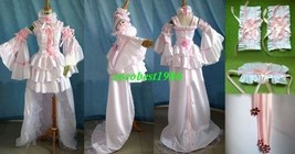 Chii Cosplay (White Dress) from Chobits any size dress gloves neck wear - $80.96